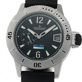 Jaeger LeCoultre Master Compressor Automatic-self-Wind Male Watch 187.T6.70 (Certified Pre-Owned)