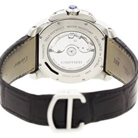 Cartier Calibre de Cartier Swiss-Automatic Male Watch W7100041 (Certified Pre-Owned)