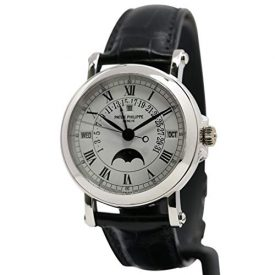 Patek Philippe 18KT White Gold Perpetual Calendar 5059G-Certified Pre-Owned