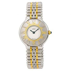 Cartier Must 21 Quartz Female Watch Unknown (Certified Pre-Owned)