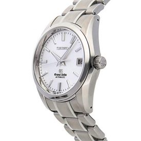 Grand Seiko Grand Seiko Automatic Mechanical (Automatic) Silver Dial Mens Watch SBGR051 (Certified Pre-Owned)