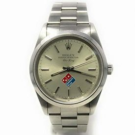 Rolex Air-King Swiss-Automatic Male Watch 14000 (Certified Pre-Owned)