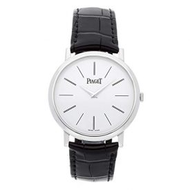 Piaget Altiplano Mechanical (Hand-Winding) White Dial Mens Watch G0A29112 (Certified Pre-Owned)
