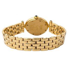 Cartier Cougar Quartz Female Watch 866920 (Certified Pre-Owned)
