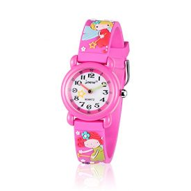 FoMass Cartoon Girls Watch
