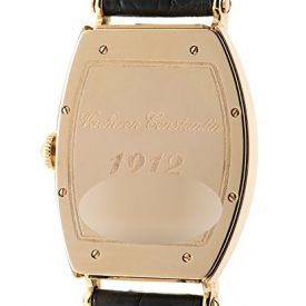 Vacheron Constantin Historique mechanical-hand-wind mens Watch 37001/000R-8636 (Certified Pre-owned)