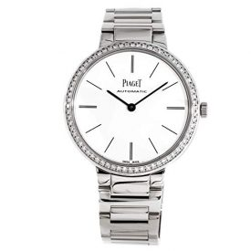 Piaget Altiplano Mechanical (Automatic) Silver Dial Womens Watch G0A40109 (Certified Pre-Owned)