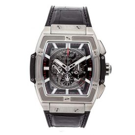 Hublot Big Bang Mechanical (Automatic) Skeletonized Dial Mens Watch 641.NX.0173.LR (Certified Pre-Owned)