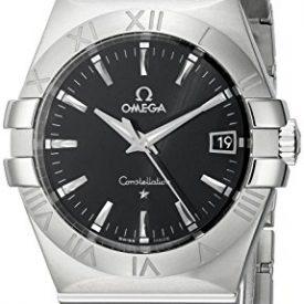 Omega Constellation 09 Men's Watch 123.10.35.60.01.001