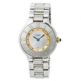 Cartier Must 21 Quartz Female Watch 1340 (Certified Pre-Owned)