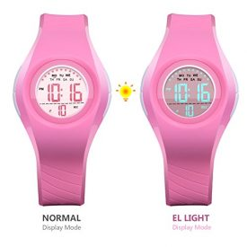 lectronic Girls Watch
