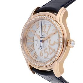 Audemars Piguet Millenary Mechanical (Automatic) Silver Dial Womens Watch 77301OR.ZZ.D015CR.01 (Certified Pre-Owned)