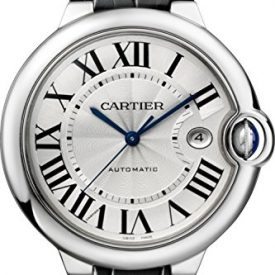 Cartier Ballon Bleu 42mm Large Men's Automatic Watch – W69016Z4