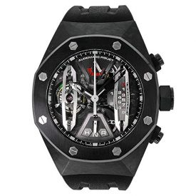 Audemars Piguet Royal Oak Mechanical-Hand-Wind Male Watch 26265FO.OO.D002CR.01 (Certified Pre-Owned)