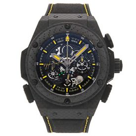 Hublot King Power Mechanical (Automatic) Black Dial Mens Watch 719.QM.1729.NR.AES (Certified Pre-Owned)