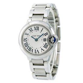 Cartier Ballon Bleu Quartz Female Watch W69010Z4 (Certified Pre-Owned)