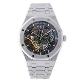 Audemars Piguet Royal Oak 41mm Double Balance Stainless Steel Watch 15407ST.OO.1220ST.01