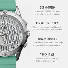 Fossil Hybrid Smartwatch – Q Modern Pursuit Mint Green