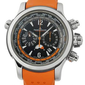 Jaeger LeCoultre Master Compressor Automatic-self-Wind Male Watch 176.84.10 (Certified Pre-Owned)