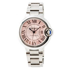 Cartier Ballon Bleu Automatic-self-Wind Female Watch W6920100 (Certified Pre-Owned)