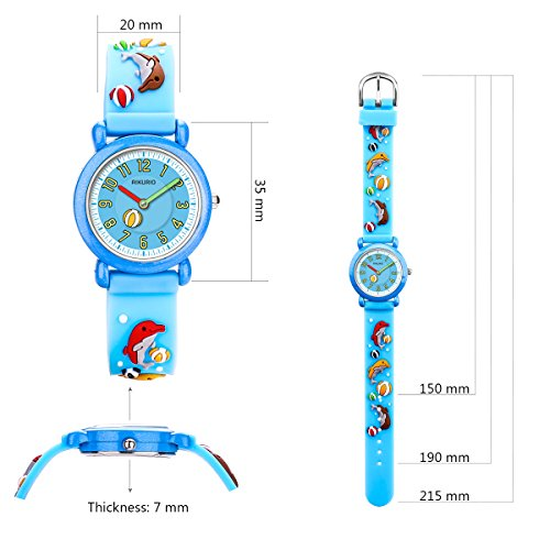 AIKURIO Girls Watch