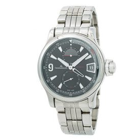 Jaeger LeCoultre Master Compressor Swiss-Automatic Male Watch 146.8.05 (Certified Pre-Owned)