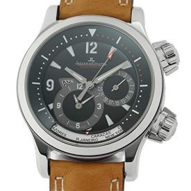 Jaeger LeCoultre Master Compressor Automatic-self-Wind Male Watch 171.84.70 (Certified Pre-Owned)
