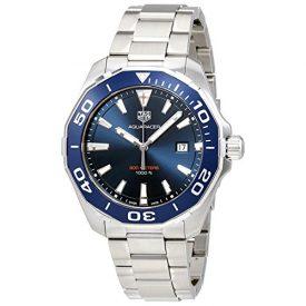 TAG Heuer Aquaracer Blue Dial 43mm Men's Watch WAY101C.BA0746