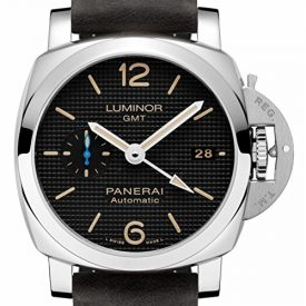 Panerai Luminor 1950 Swiss-Automatic Male Watch PAM01535 (Certified Pre-Owned)