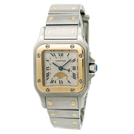Cartier 119902 Santos Galbee Women's Watch