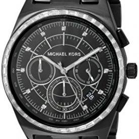 Michael Kors MK6423 Vail Black  Women's Watch