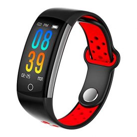 Redvive Q6 Health Monitoring Smart Watch